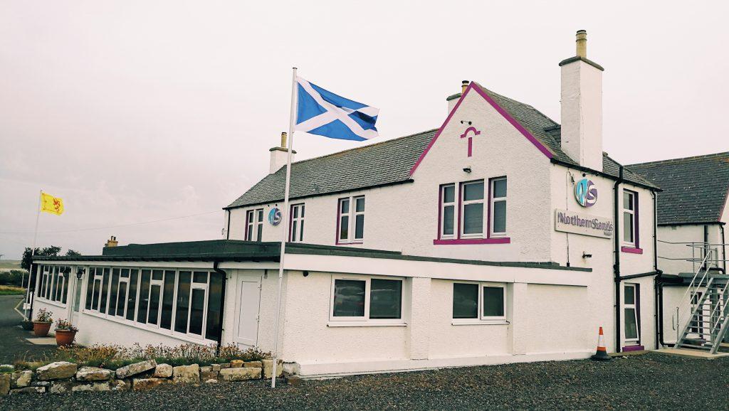 Alloggiare in hotel in Scozia
