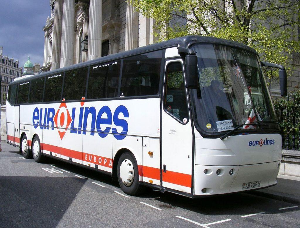 Scozia in autobus