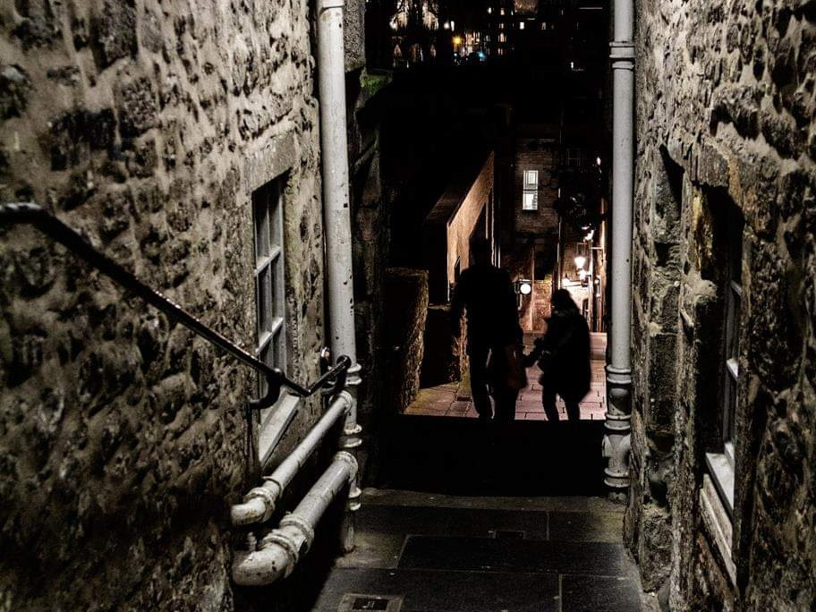 Advocate's Close Misteri Edimburgo