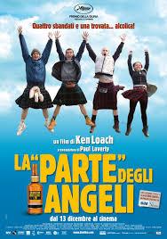 Film Scozia Parte Angeli