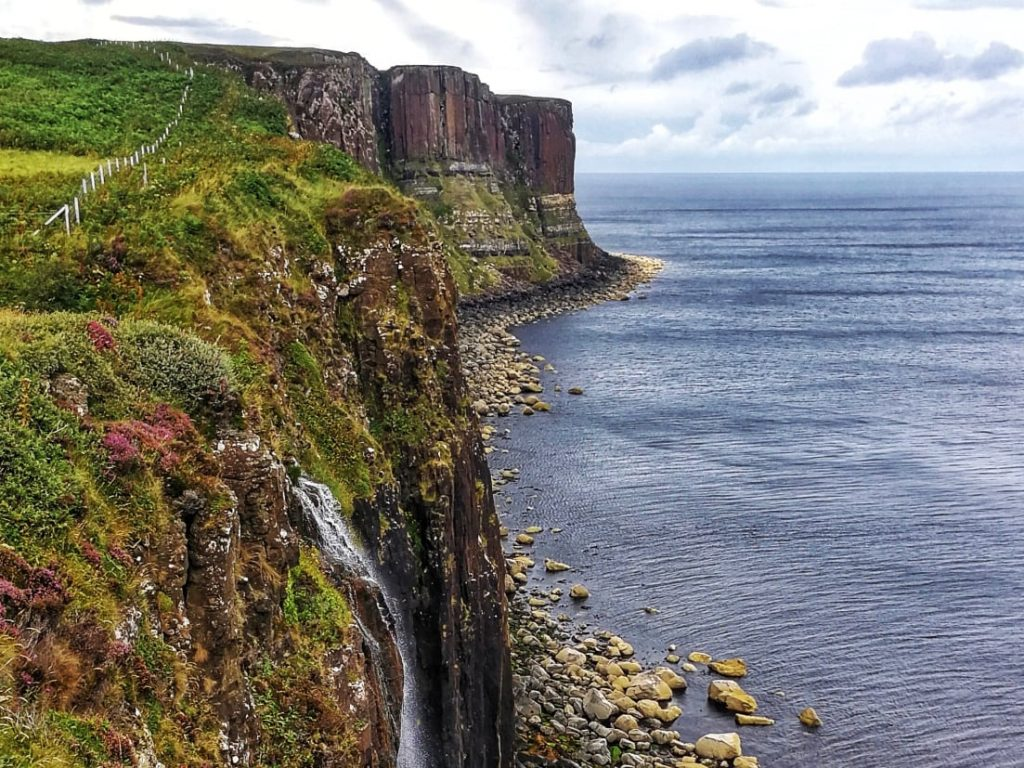 Kilt of rock Skye