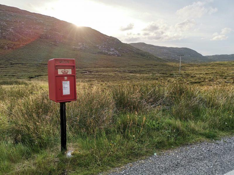 Isola Lewis Scozia