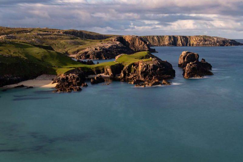 Magersta Sea Cliff