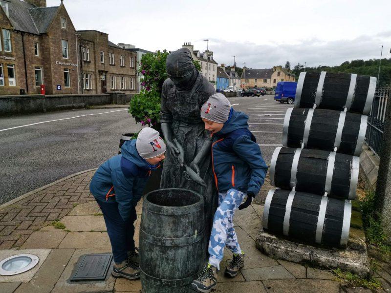 Stornoway Scozia