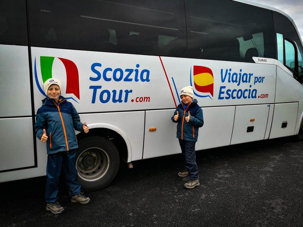 TOUR DI GRUPPO IN SCOZIA BUS