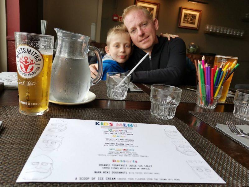 The Crown Inn Stornoway Restaurant