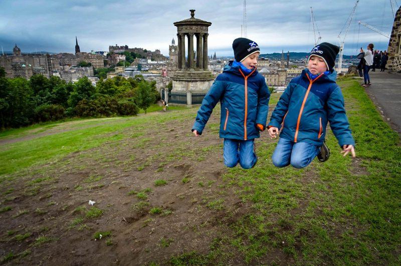 Edimburgo Calton Hill