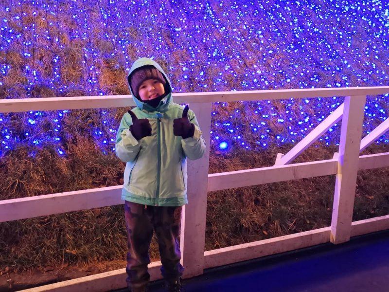 Edimburgo inverno freddo