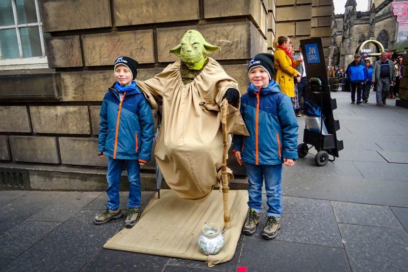 Edimburgo Fringe Festival