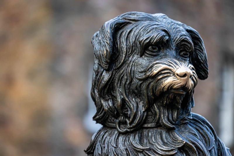 Greyfriars Bobby Edimburgh