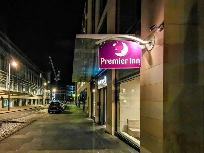 Edimburgo Premier Inn