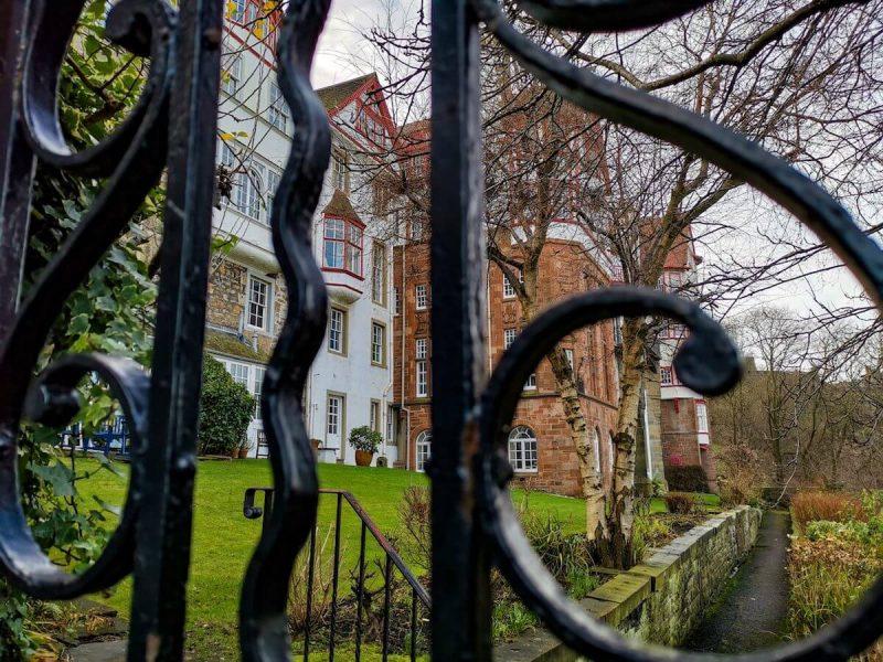 Ramsay garden Edimburgo
