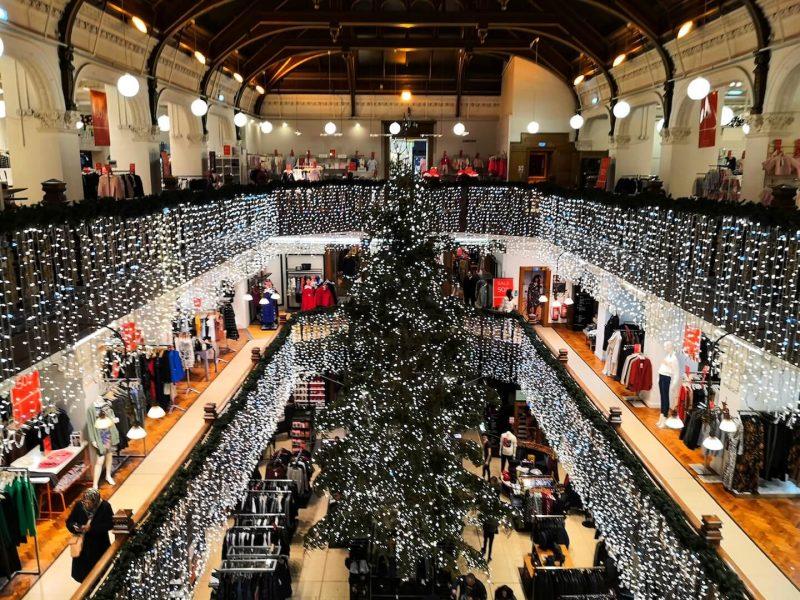Edimburgo shopping