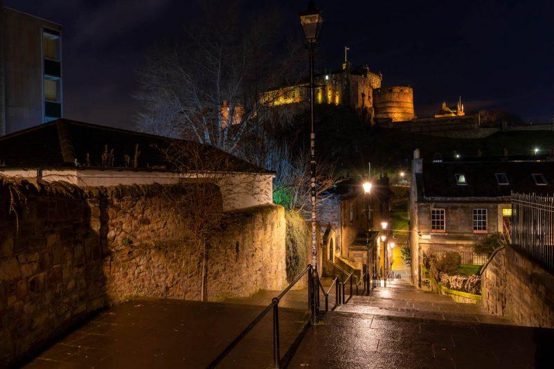 The Vennel Edinburgh
