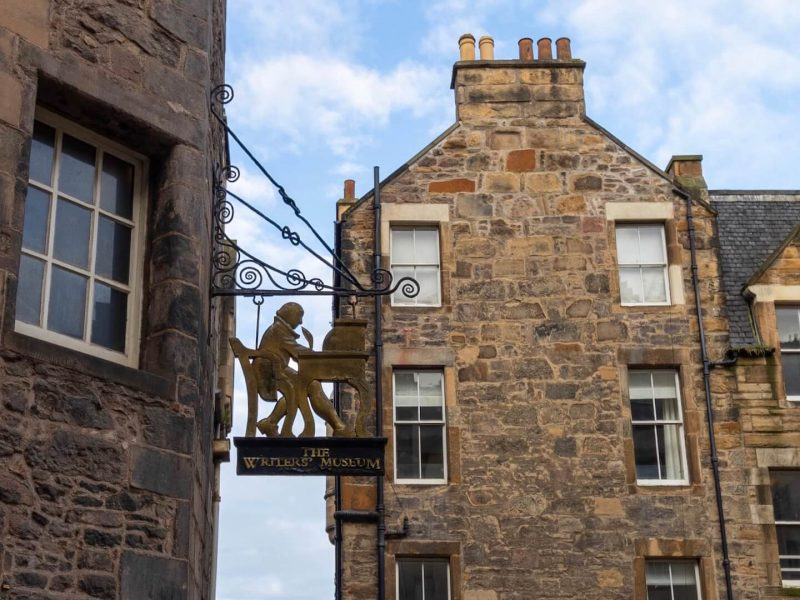 Edimburgo writers museum