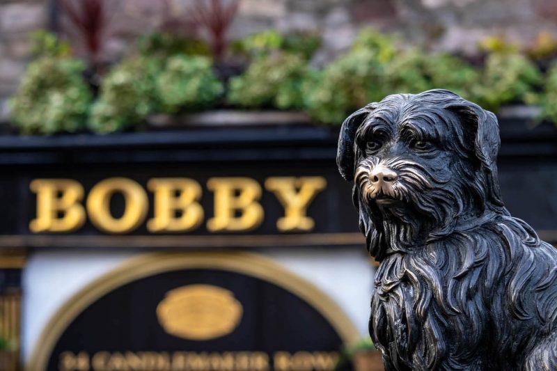 Bobby Greyfriars Edimburgo
