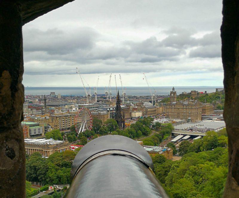 Castello Edimburgo weekend