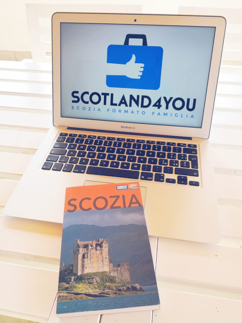 Guida Scozia Dumont