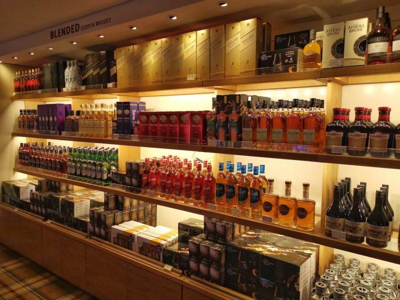 Edimburgo Whisky Experience