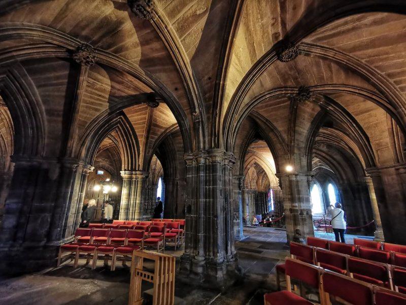 Glasgow Cathedral Otlander cripta
