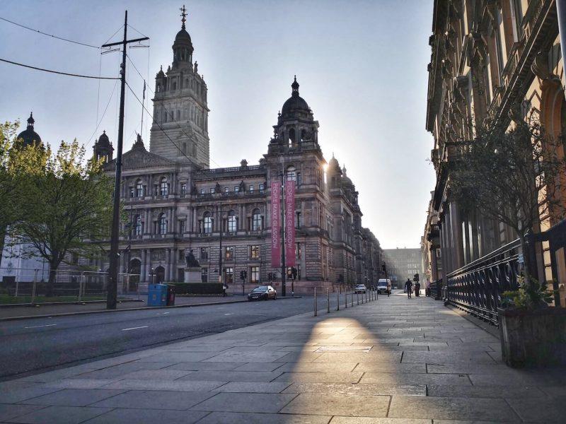 Glasgow città