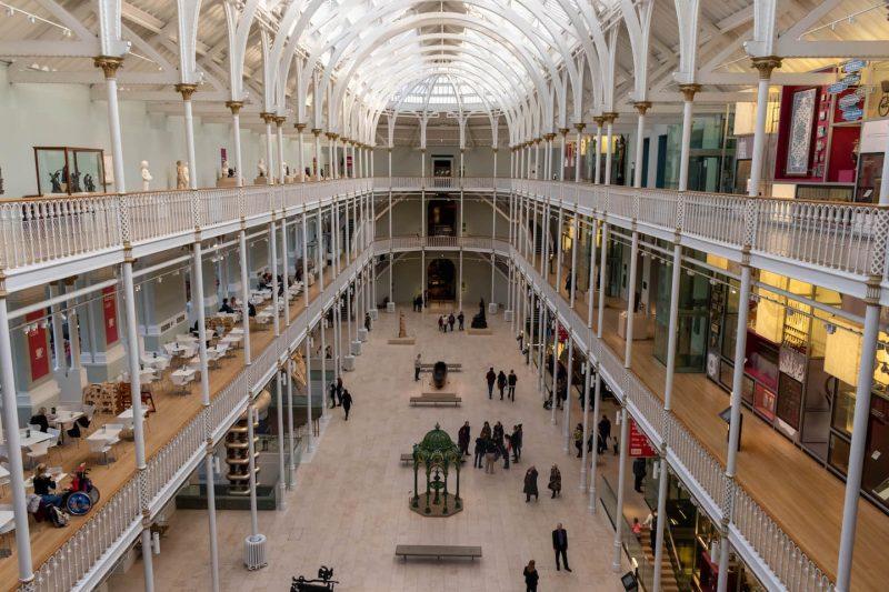 Nation Museum Scotland Edimburgo