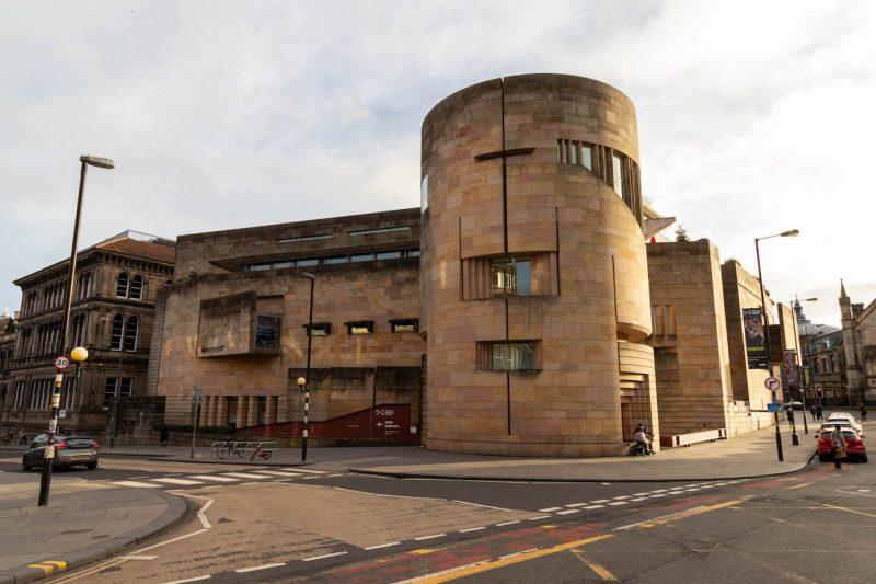 Museo Nazionale Scozzese Edimburgo