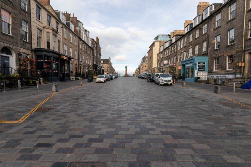New Town Edimburgo
