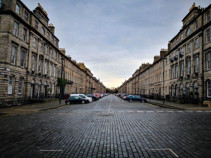 New Town Edimburgo 2 giorni