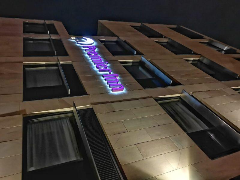 Premier Inn Edimburgo