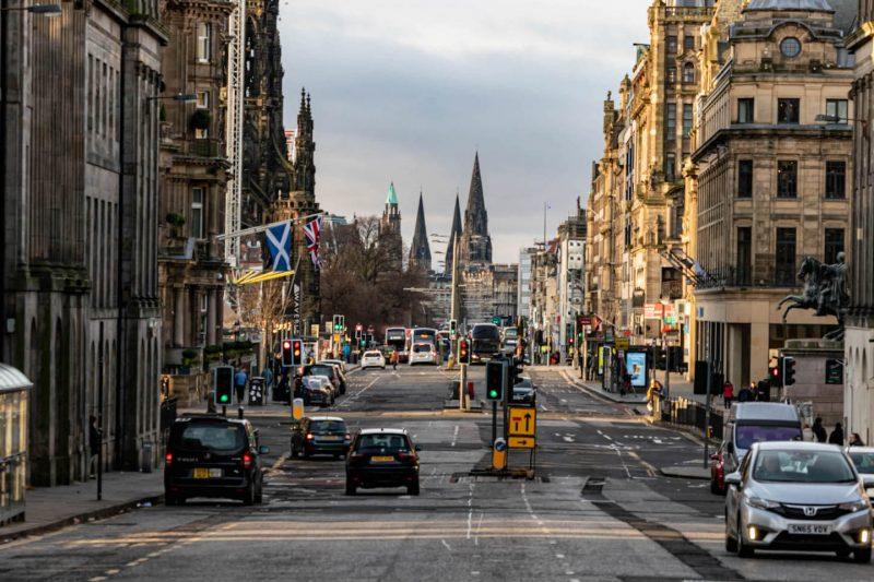 Edimburgo New Town