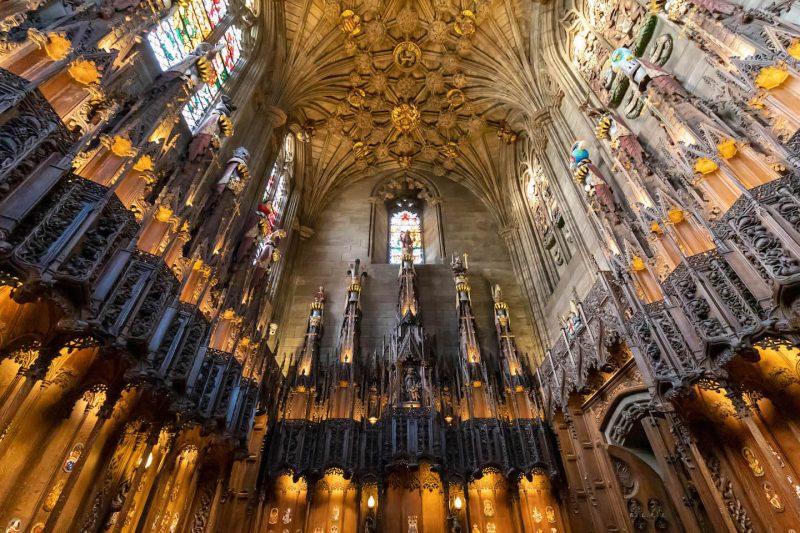 St. Giles Edimburgo