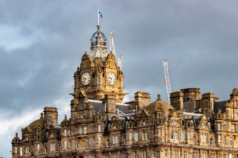 Balmoral Hotel Edimburgo
