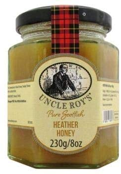 Uncle Roy's Pure Scottish Heather Honey