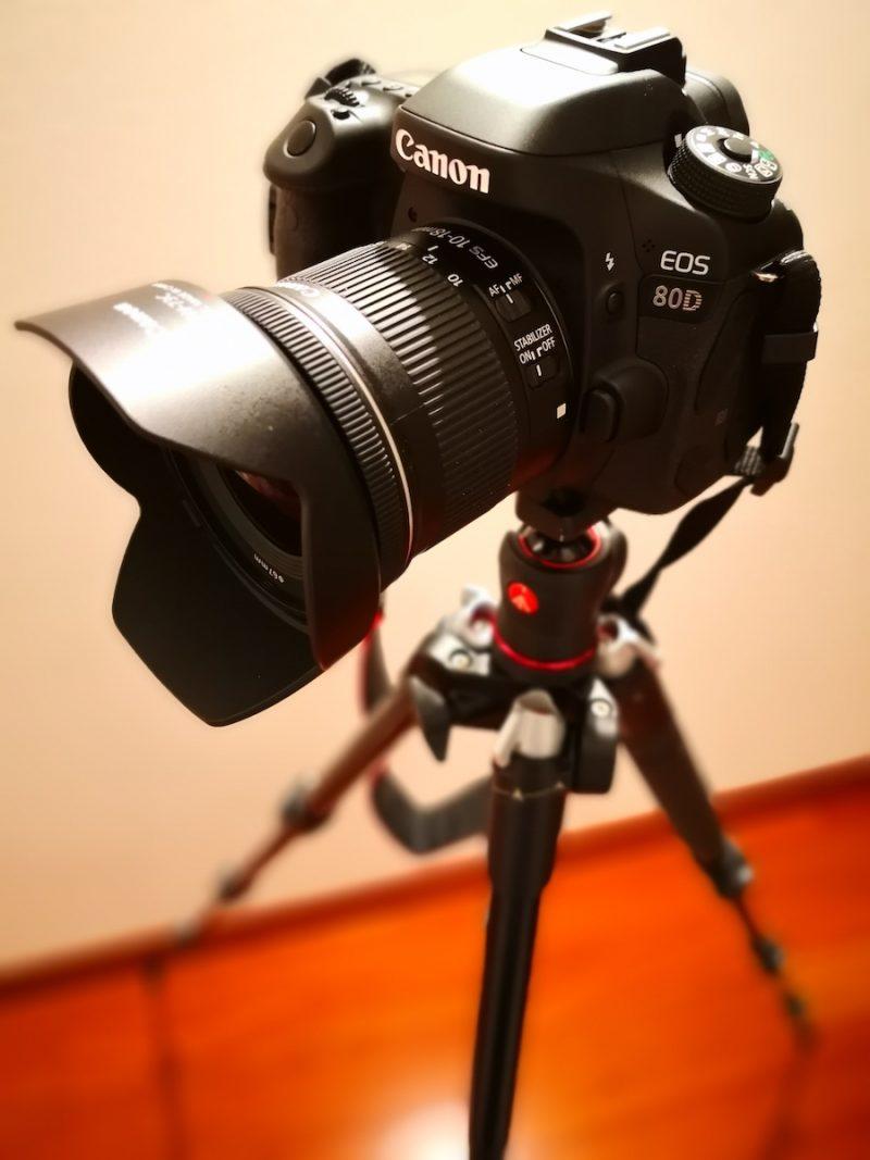 Canon EOS 80D Reflex
